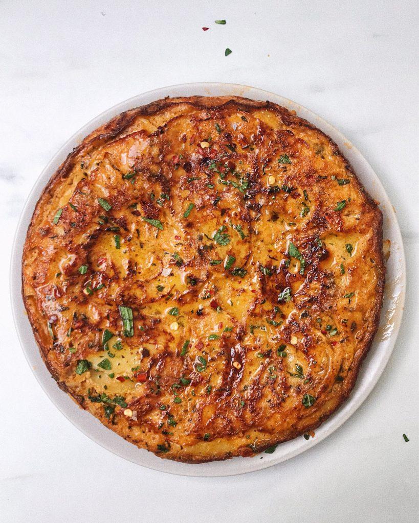 tortilla de patatas by allosimone